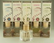 Aromasticks - Diffuser (auch Nachfüllfläschchen)-NATUR Aromasticks 100ml